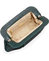 Lauren Merkin Tatum Leather Clutch Bag - Lyst