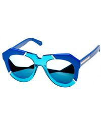 Karen Walker | One Splash Sunglasses | Lyst