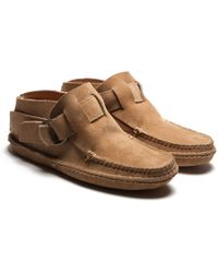 Kaufmann Mercantile Rancourt & Co. X Km Suede Moccasins brown - Lyst