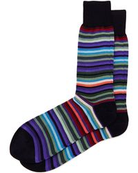 Paul Smith New Stripe Socks - Lyst