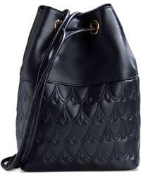Reece Hudson Medium Leather Bag - Lyst