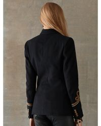 RRL | Wool-Blend Admiral Jacket | Lyst