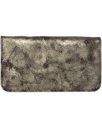 Label Lab - Shia Zip Front Wallet - Lyst