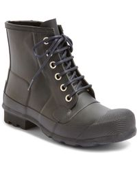 Hunter Original Rubber Ankle Boots - Lyst