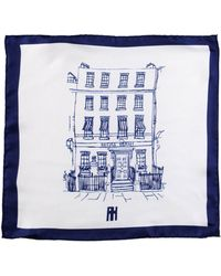 Hardy Amies - Square Scarf - Lyst