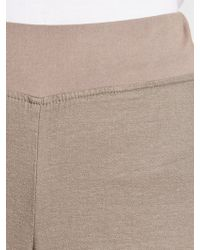Sandwich - Linen-blend Wide Leg Trousers - Lyst