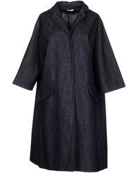 Miu Miu Denim Outerwear - Lyst