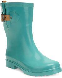 Chooka - Top Solid Rain Boots - Lyst