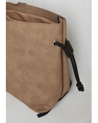 Triple 7 - In-depth Percussion Bag In Taupe - Lyst