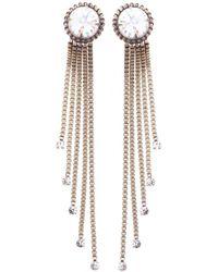 Auden Nova Fringe Earrings - Lyst