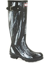 Hunter 'Original - Nightfall' Rain Boot - Lyst