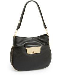 Milly Women'S 'Isabella' Crossbody Bucket Bag - Black - Lyst