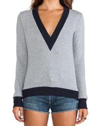 19 4t - Vneck Sweater - Lyst