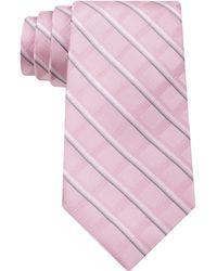 Michael Kors Michael Premier Grid Tie - Lyst