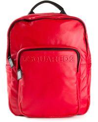 DSquared² Logo Backpack - Lyst