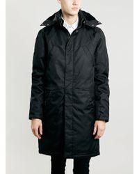 Lac Selected Homme Bk Coat - Lyst