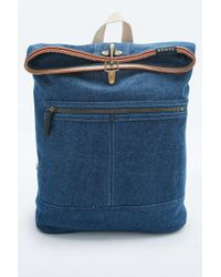 State Bags - Smith Denim Backpack - Lyst