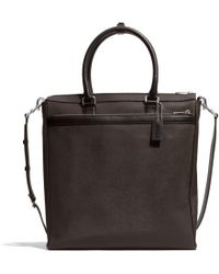 Coach City Business Tote  black - Lyst