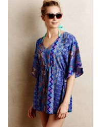 Anthropologie Luisa Beach Cover-Up - Lyst