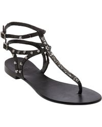 Vince Camuto Jemile Flat Thong Sandals - Lyst