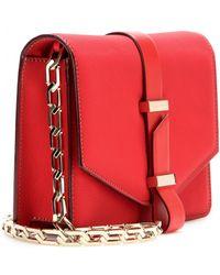 Victoria Beckham Mini Satchel Leather Shoulder Bag - Lyst