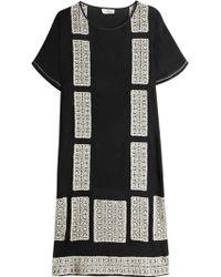 Day Birger Et Mikkelsen Motivi Dress black - Lyst