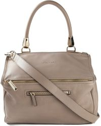 Givenchy Pandora Medium Calf-leather Shoulder Bag - Lyst