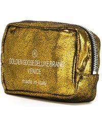 Golden Goose Deluxe Brand - 'Jam' Make-Up Bag - Lyst