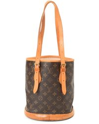 Louis Vuitton Petit Bucket Tote - Lyst