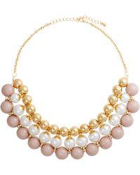 H&M Short Necklace - Lyst