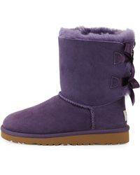 Ugg Bailey Boot with Bow - Lyst