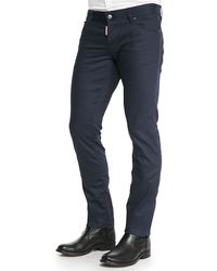 DSquared2 Slimfit Overdyed Jeans - Lyst