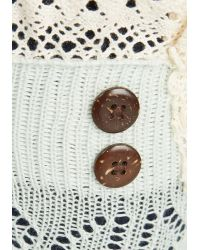 Ana Accessories Inc - Overheard In Williamsburg Boot Cuffs In Mint - Lyst