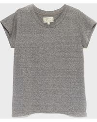 Current/Elliott | The Crew Neck T-shirt | Lyst