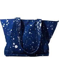 Raf Simons - / Sterling Ruby Mens Big Soft Canvas Bag - Lyst