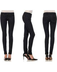 Joe's Jeans Low Rise Skinny - Lyst
