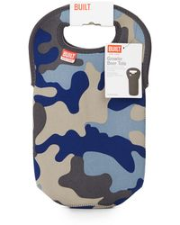Built Ny - Camo-print Growler Beer Tote - Lyst