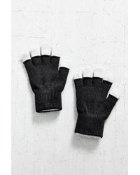 Urban Outfitters - Double-Layer Fingerless Glove - Lyst