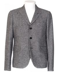 Carven | Three Bottons Mixed Wool Jacket | Lyst