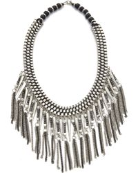 Raga - Statement Bib Necklace - Lyst