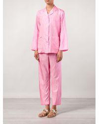 Dosa - Pyjama Top - Lyst