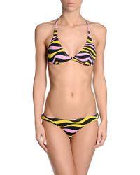 Laura Urbinati Yellow Bikini - Lyst
