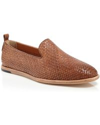 H by Hudson Ipanema Woven Loafers - Lyst