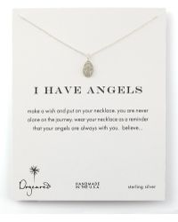 Dogeared - I Have Angels Necklace - Lyst