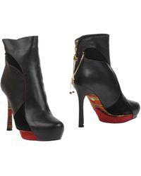 Aennis Eunis - Ankle Boots - Lyst