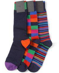 Duchamp Patterned Socks Box Set - Lyst