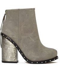 Nasty Gal Reverb Boot - Lyst