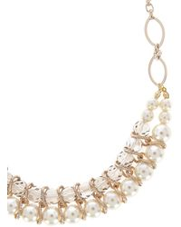 Coast Padme Pearl Necklace - Lyst