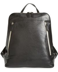 Uri Minkoff - 'samsen' Leather Backpack - Lyst