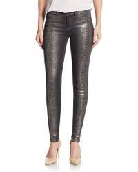 Elie Tahari - Azella Skinny Jeans - Lyst